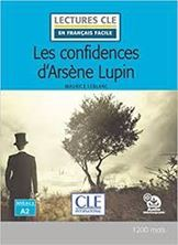 Picture of Arsène Lupin, Les confidences d'Arsène Lupin