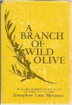 A Branch of Wild Olive