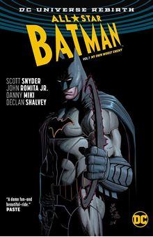 All-Star Batman Ο Χειρότερος Εχθρός Μου