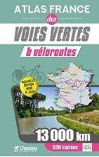 Picture of Atlas France des voies vertes & véloroutes