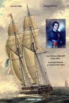 Jean Nicolas Maquart (1786-1856) – Intendant Militaire en Morée (1829-1831)