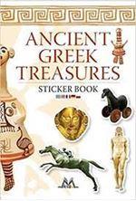 Εικόνα της Ancient Greek Treasures: Sticker Book