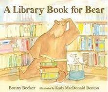 Image de A Library Book for Bear