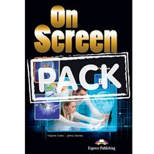 Picture of ON SCREEN B2 SB (+ WRITING BOOK + IEBOOK) 2015 REVISED